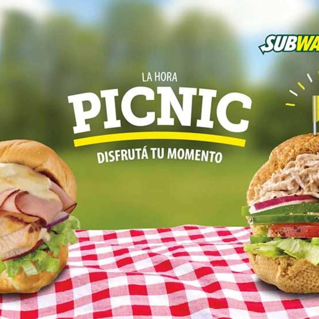 La hora del picnic